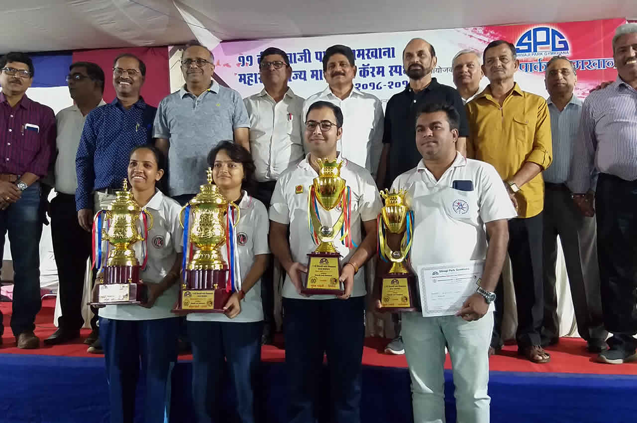 Title Winners | Runner Up | SPG's Officials