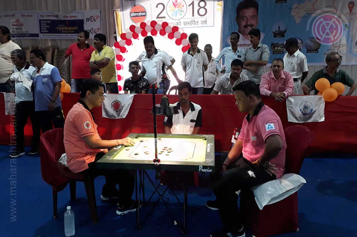 RATNAGIRI CARROM LEAGUE 2018: SEASON-3rd