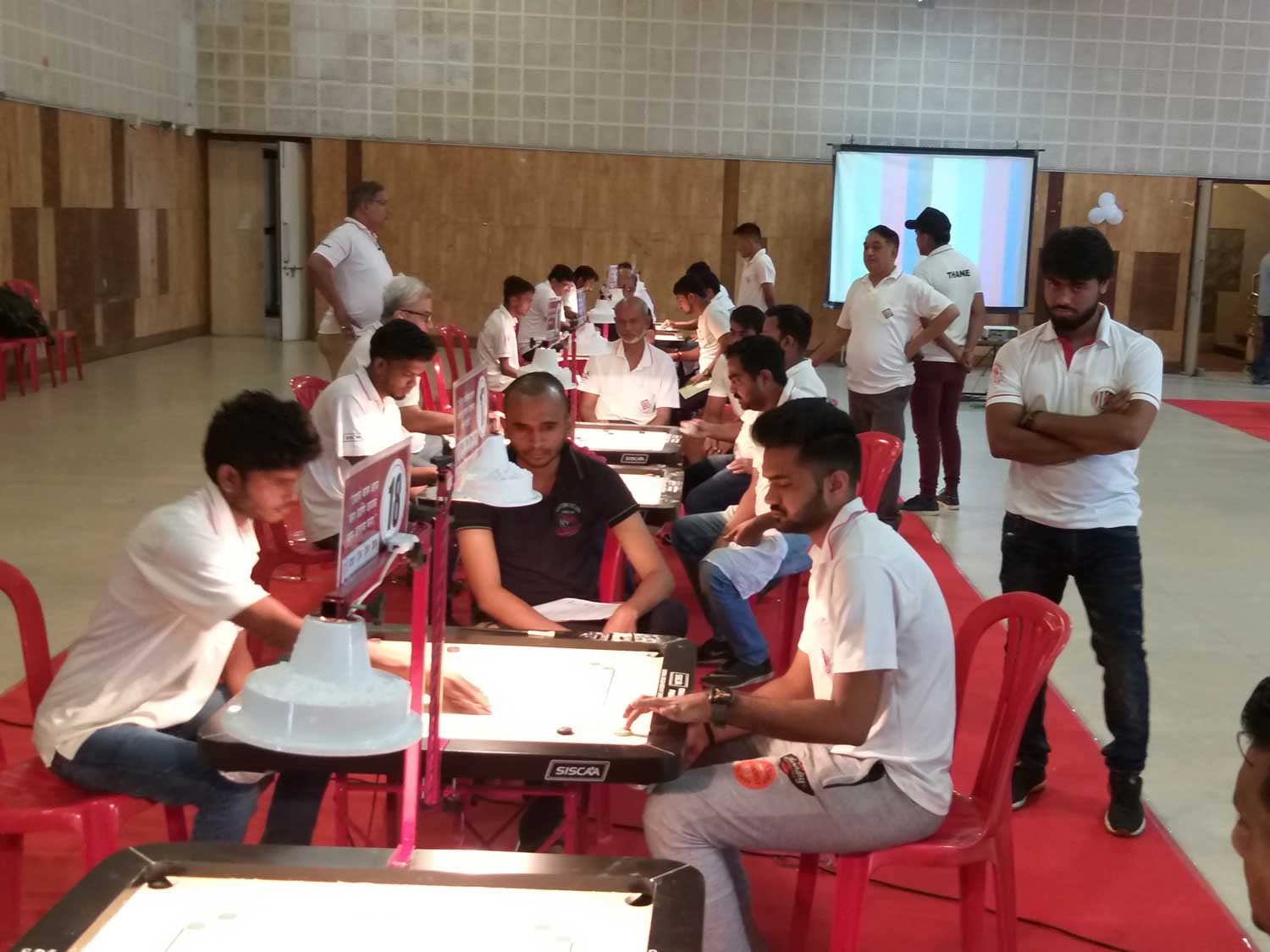 2nd Utkarsh Sports Academy Maharashtra State Ranking Carrom Tournament 2019-20