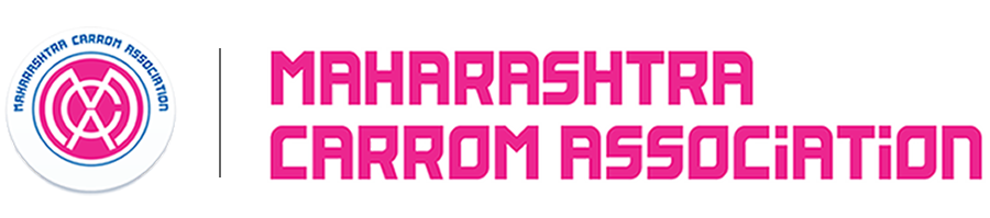 Maharashtra Carrom Association logo