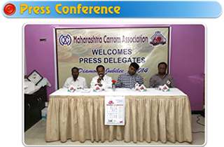 press-conference-of-maharashtra-carrom-association
