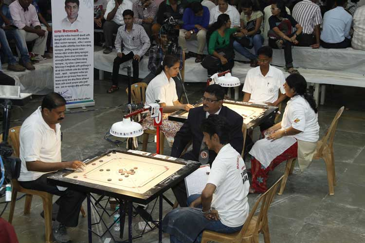 49th Mahatashtra State & Inter District Championship : 2013 - 2014